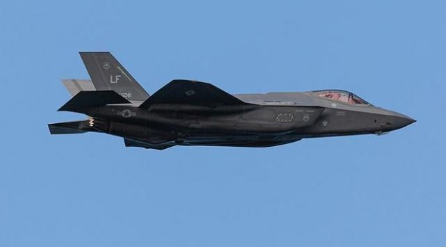 ABD, F-35lerde nükleer bomba modelini test etti