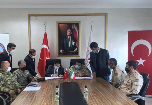 Türkiye-İran Sınır Güvenliği Toplantısı