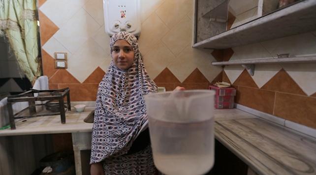 El-Bablılar Türkiyenin desteğiyle temiz içme suyuna kavuştu