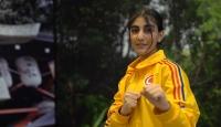 İranlı tekvandocu Mona Abdi Türkiye'yi temsil etmek istiyor