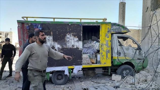 Babda bombalı terör saldırısı: 5 ölü 18 yaralı