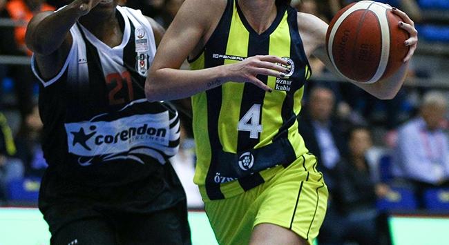 Kadın basketbolunda derbi heyecanı