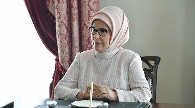 Emine Erdoğandan Öğretmenler Günü mesajı