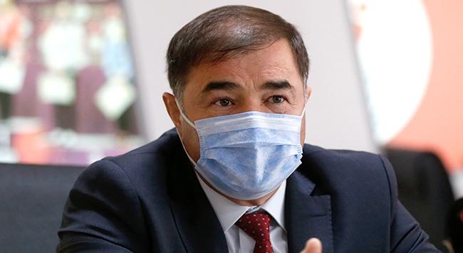 Türkiye Güreş Federasyonu Başkanı koronavirüse yakalandı