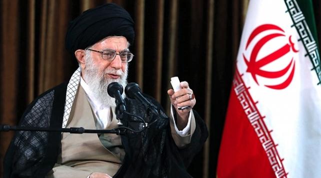 İran lideri Hamaney: Müzakereler sonuç vermedi, yaptırımları etkisiz hale getirebiliriz