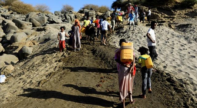 Etiyopyada çatışmalar sürüyor: Siviller tehlikede