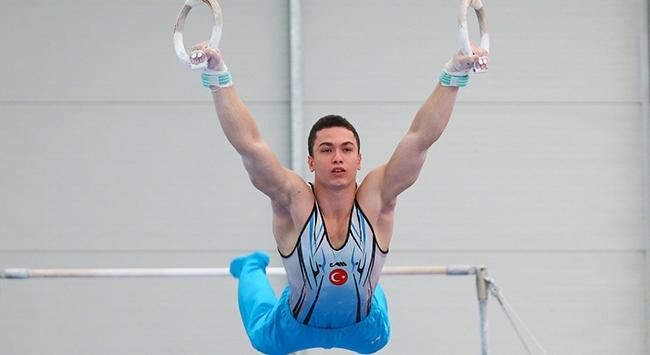"""Milli cimnastikçiler """"altın"""" için mücadele edecek"""