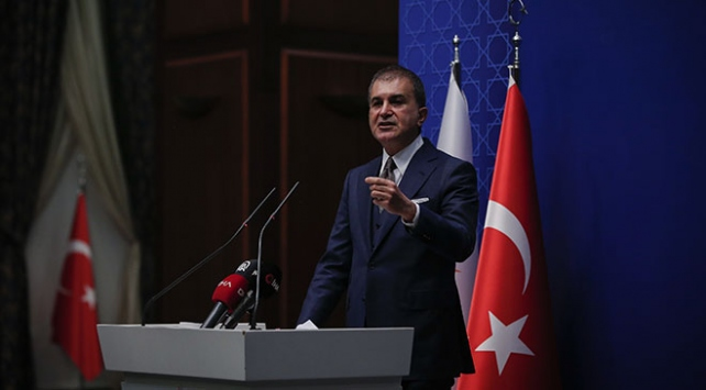 AK Parti Sözcüsü Çelik: Bu aramalar hukuk dışı, korsan aramalardır