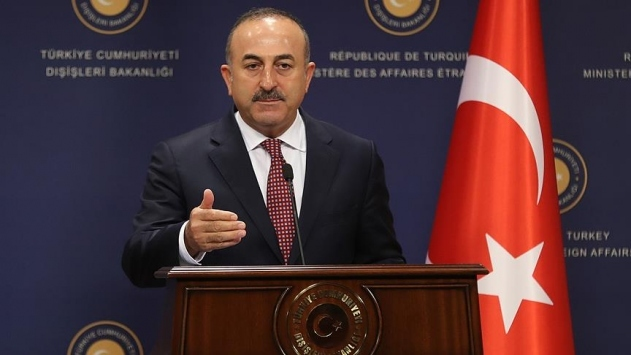 Bakan Çavuşoğlu: Libyada bizim anlaşmalarımız devam edecek
