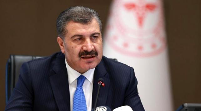 Bakan Koca: Bursa, Kocaeli ve Gaziantepte belirgin artış var