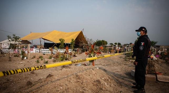 Meksikada toplu mezarda 113 ceset bulundu