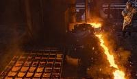 Türkiye'nin ham çelik üretimi 3,2 milyon tona yükseldi