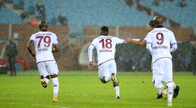 Trabzonspor, deplasmanda ilk galibiyetini arayacak