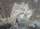 Yusufeli Barajı'nın gövde yüksekliği 250 metreye ulaştı