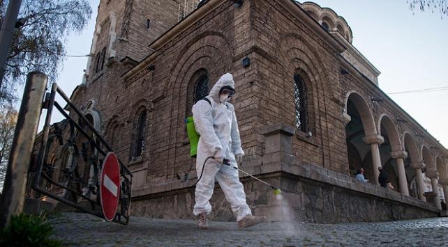 Bulgaristanda koronavirüs tedbirleri artırıldı