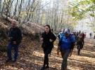 Osmaniye'de kadına yönelik şiddete karşı doğa yürüyüşü yapıldı
