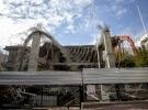 Antalya'da inşaatta beton kalıbı çöktü: 4 yaralı