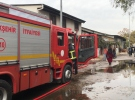 Adana'da mobilya atölyesinde çıkan yangın hasara neden oldu