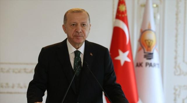 Cumhurbaşkanı Erdoğan: Kur baskısını ortadan kaldıracak çalışmalara hız vermeliyiz