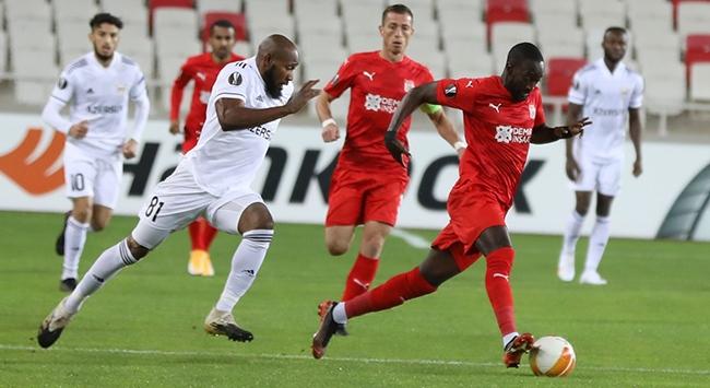 Sivasspor Avrupa'da 12. maçına çıkacak