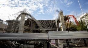 İnşaatta beton kalıbı çöktü: 4 yaralı