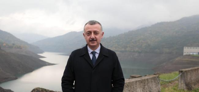 Sanayi kenti Kocaelide içme suyu sıkıntısı bulunmuyor