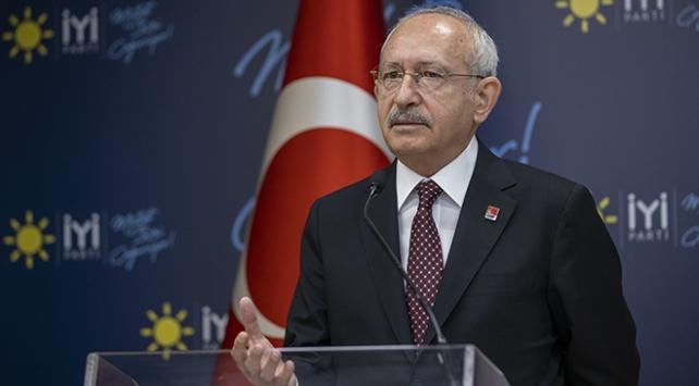 Kılıçdaroğlu: 3600 ek göstergeyi istemeyen öğretmen o camianın adamı değildir