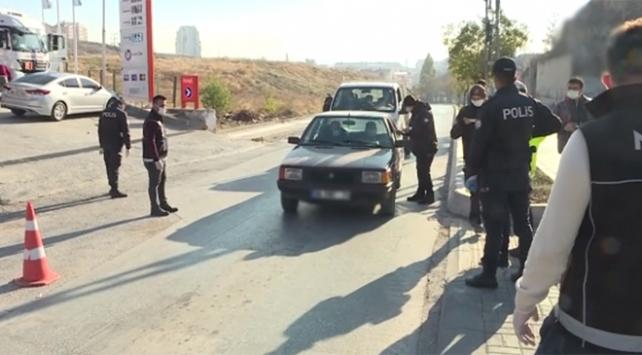 Ankara Çinçin bağlarında uyuşturucuyla mücadelede büyük başarı