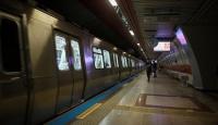 Yenikapı-Hacıosman metro seferinde aksama