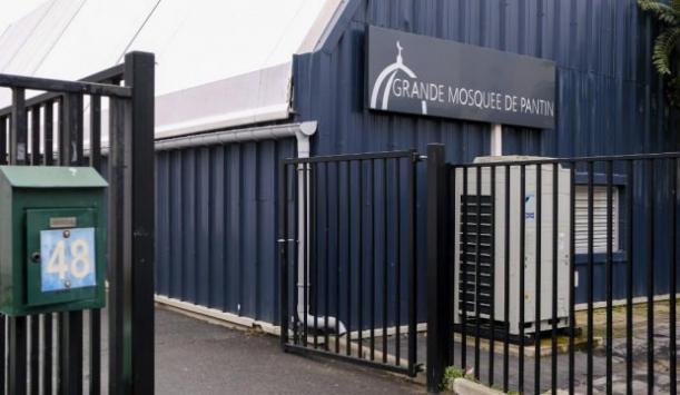 Fransadaki Pantin Camii 6 ay süreyle kapatıldı