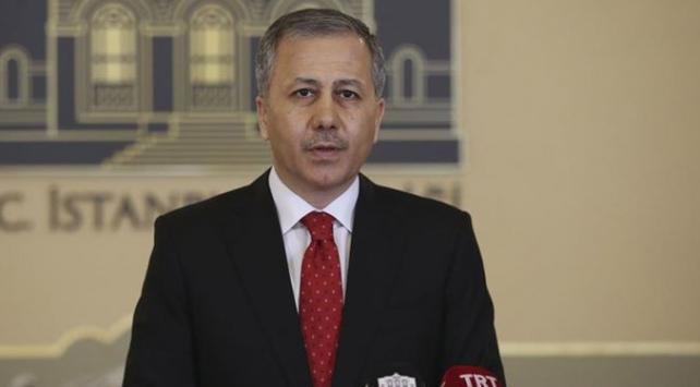İstanbul Valisi Yerlikaya, İl Filyasyon Çalışmaları Takip Kurulu toplantısına katıldı