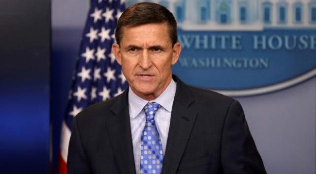 Trumptan Michael Flynn için özel af