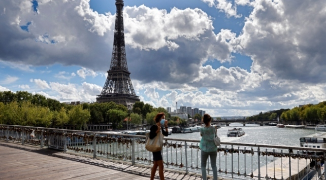 Fransada bir günde 384 can kaybı