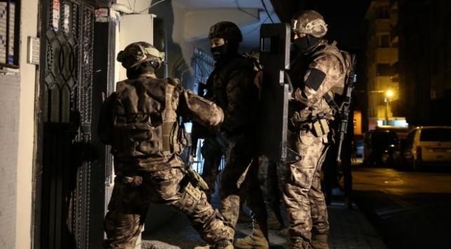 İstanbulda terör örgütü PKK/KCK operasyonu
