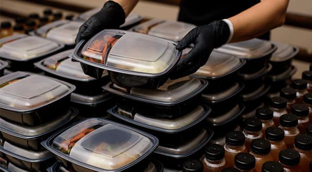 Koronavirüs plastik ambalaj üretimini artırdı