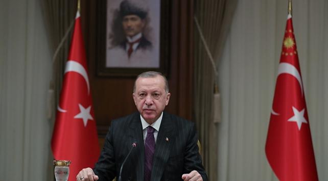 Cumhurbaşkanı Erdoğan: Türkiye, siber saldırılara en çok hedef olan ülkelerin başında geliyor