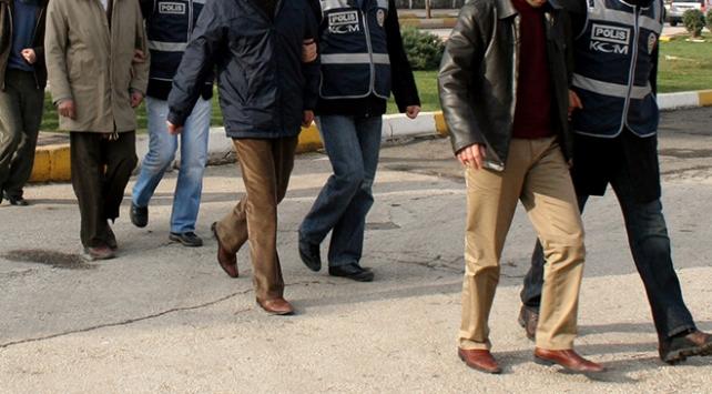 Antalyada FETÖ/PDY operasyonu