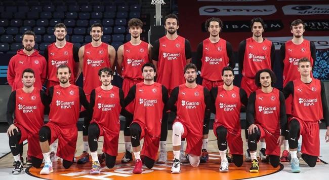 A Milli Basketbol Takımı 996. maçına çıkacak