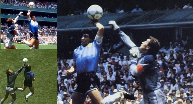 Shiltondan Maradonaya veda yazısı