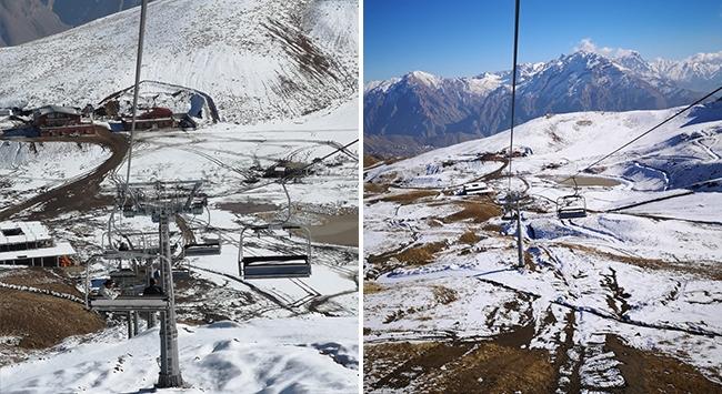 Hakkarideki Merga Bütan Kayak Merkezi sezona hazır