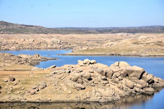 Edirnenin içme suyu barajı kurudu: 36 saat kesinti uygulanacak