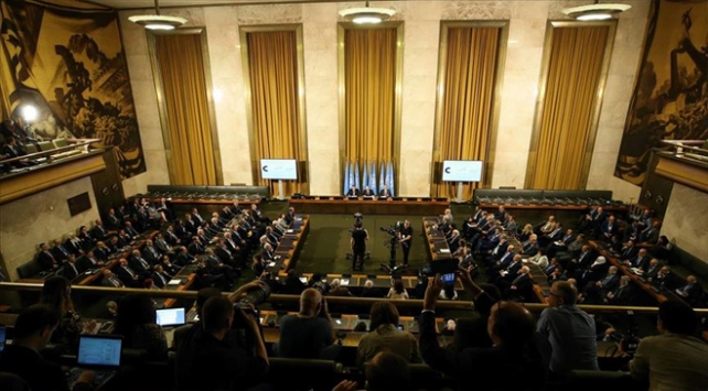 Suriye Anayasa Komitesi 3. tur görüşmeleri başlıyor