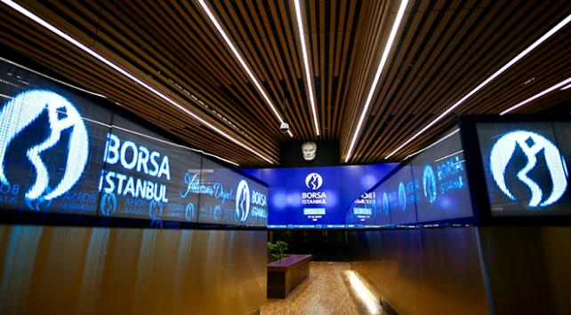 Borsa İstanbuldan kapanış rekoru