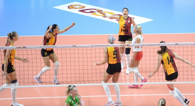 Galatasaray son 16 turuna yükseldi