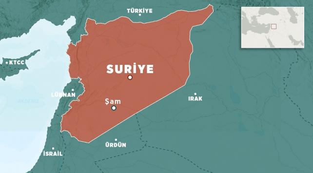 Suriye'de 4,4 büyüklüğünde deprem