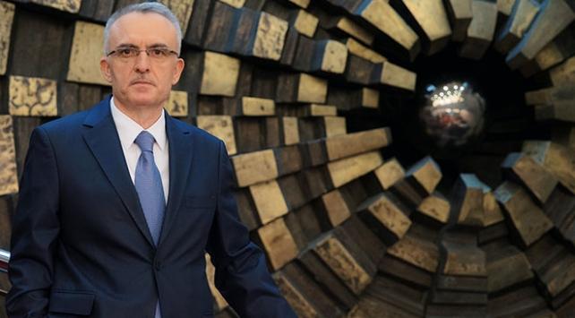 Merkez Bankası Başkanı Ağbaldan toparlanma mesajı