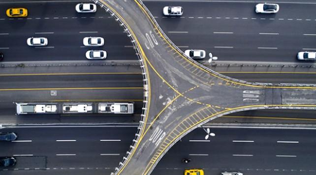 10 ayda 850 bin 969 yeni araç trafiğe çıktı