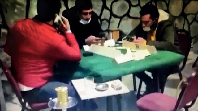 Iğdır'da koronavirüs tedbirlerine uymayan 14 kişiye ceza