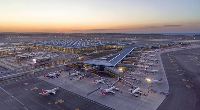 İstanbul Havalimanı, Avrupada en çok seferin yapıldığı havalimanı oldu