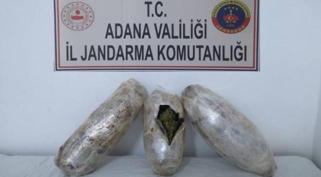 Adanada uyuşturucu operasyonu: 5 gözaltı